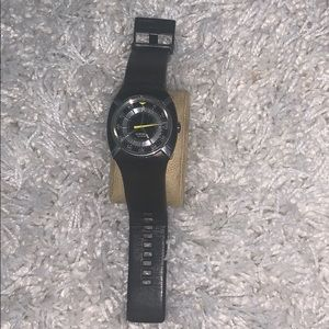 Diesel Accessories - Diesel 10 bar leather watch - men's
